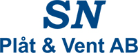 SN Plåt & Vent AB Logotyp